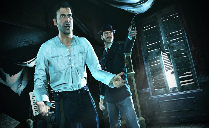 Official Sherlock Holmes: The Devil's Daughter (PC)