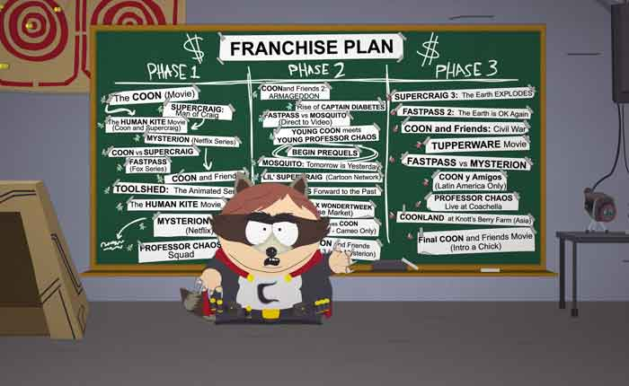 Official South Park The Fractured but Whole Season Pass (PC) EU Version