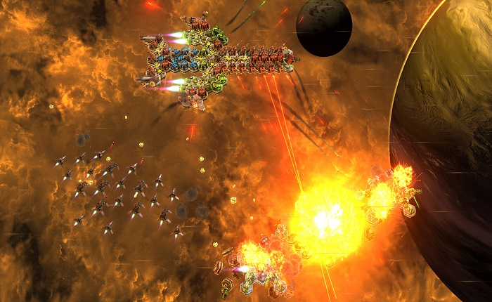 Official Space Run Galaxy (PC)