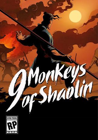 Official 9 Monkeys of Shaolin (PC/Mac/EU)