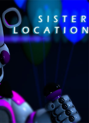 Official Five Nights at Freddys Sister Location (PC)