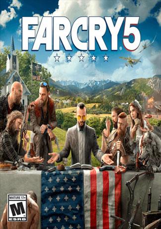 Official Far Cry 5 (PC/EU)