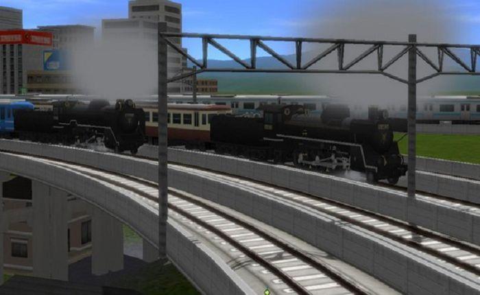 Official A-Train 9 V4.0 Japan Rail Simulator
