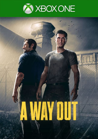 Official A Way Out (Xbox One Download Code)