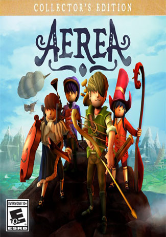 Official AereA - Deluxe Edition (PC/Mac)