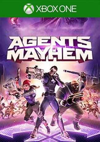 Xbox One Agents of Mayhem (Xbox One Download Code/EU)