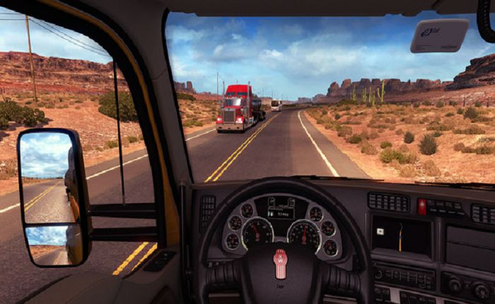 Official American Truck Simulator (PC)