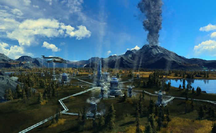 Official Anno 2205 Tundra