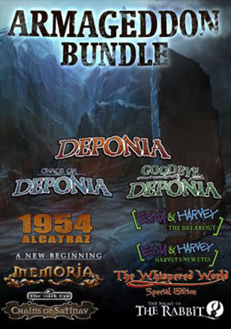 Official The Daedalic Armageddon Bundle (PC)