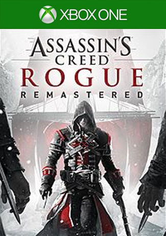 Official Assassins Creed Rogue Remastered (Xbox One Download Code)