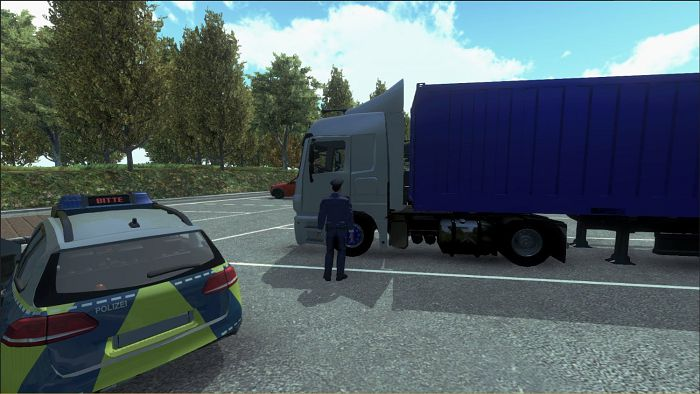 Official Autobahnpolice Simulator 2015(PC)