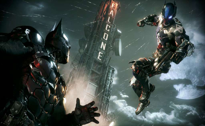 Official Batman: Arkham Knight  Premium Edition (PC)