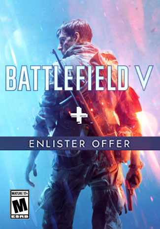Official Battlefield V + Enlister Offer (PC)
