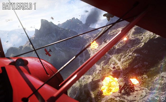 Official Battlefield 1 Deluxe Edition (PC) (Guthaben Code - nur DE)