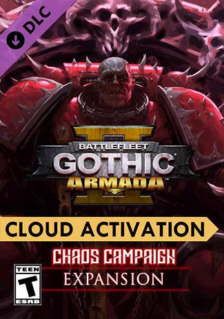 Official Battlefleet Gothic: Armada 2 - Chaos Campaign Expansion (DLC/EU)