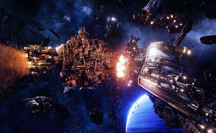 Official Battlefleet Gothic: Armada - Limited Early Adopters