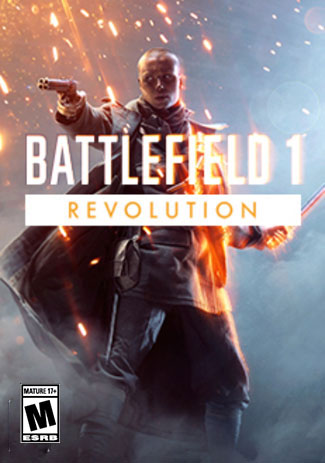 Official Battlefield 1 - Revolution Editon (PC)