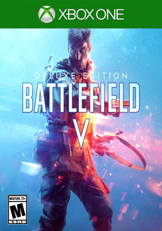 Official Battlefield V Deluxe Edition (Xbox One Download Code)