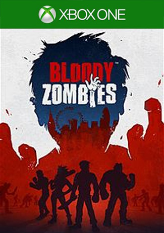 Official Xbox One Bloody Zombies (Xbox One Download Code/EU)