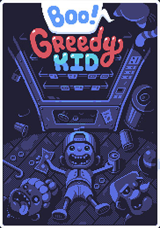 Official Boo! Greedy Kids (PC/Mac)