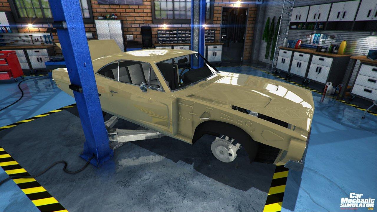 Official Car Mechanic Simulator 2015 (PC)