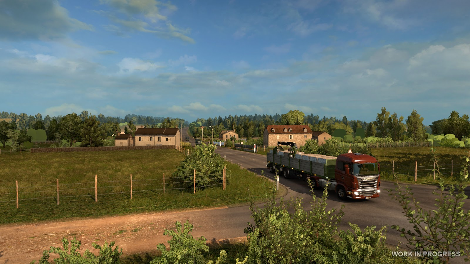 Official Euro Truck Simulator 2: Vive la France Addon (PC) EU