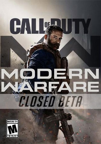 Official Call of Duty: Modern Warfare 2019 Closed Beta Key (PC/PS4/Xbox)