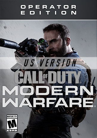 Official Call of Duty: Modern Warfare Operator Edition (PC/US)