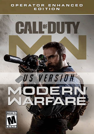 Official Call of Duty: Modern Warfare Operator Enhanced Edition (PC/US)