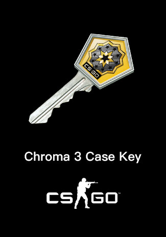CSGO Chroma 3 Case Key