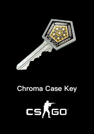 CSGO Chroma Case Key