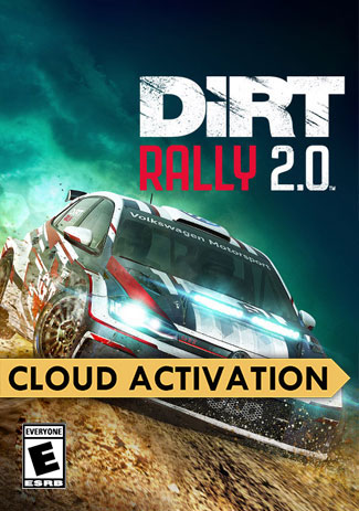 DiRT Rally 2.0 (PC/Cloud Activation)