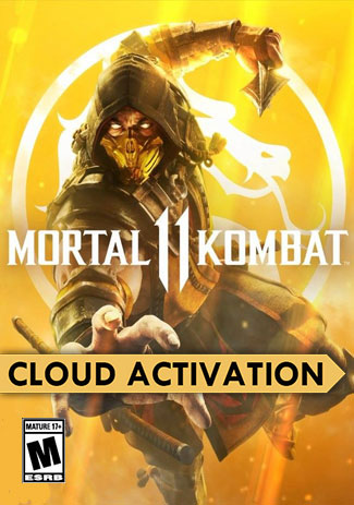 Mortal Kombat 11 (PC/Cloud Activation)