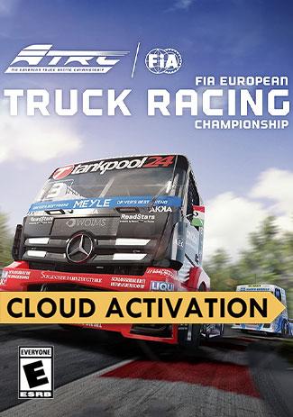 Official FIA European Truck Racing Championship (PC/Cloud Activation)