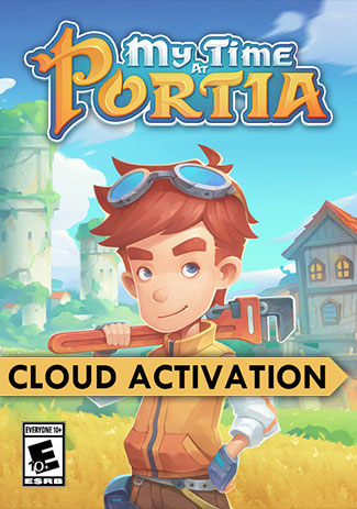 My Time At Portia (PC/Cloud Activation)