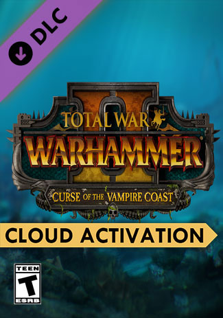 Total War: WARHAMMER II - Curse of the Vampire Coast (PC/Cloud Activation)