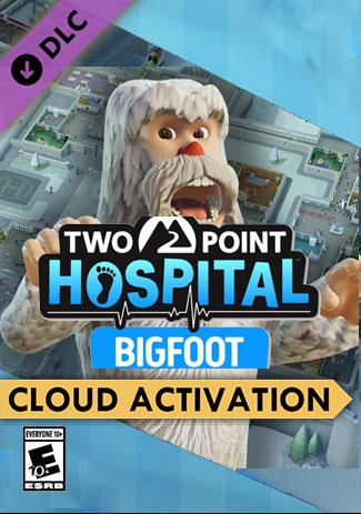 Two Point Hospital: Bigfoot (DLC/Cloud Activation)