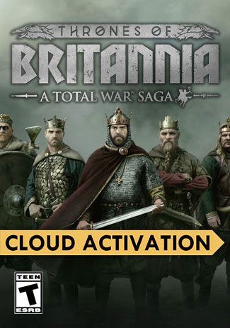 Total War Saga: THRONES OF BRITANNIA (PC/Mac/Cloud Activation)