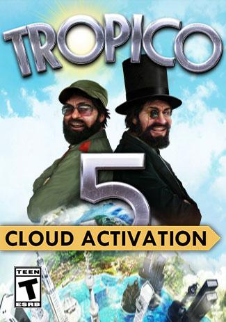 Official Tropico 5 (PC/Mac/Cloud Activation)