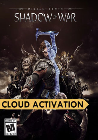 Middle-earth: Shadow of War (PC/Cloud Activation)