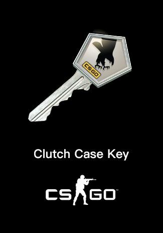 CSGO Clutch Case Key