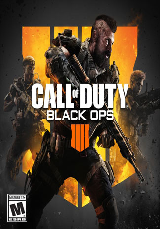 Official Call of Duty: Black Ops 4 (PC/EU)