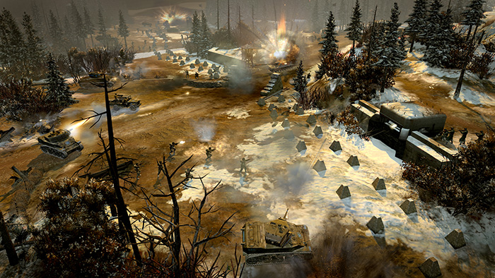 Official Company of Heroes 2: Ardennes Assault (PC)