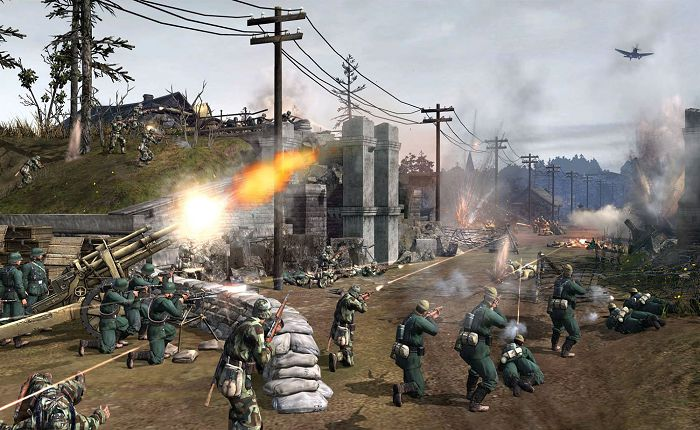 Official Company of Heroes 2 Platinum Edition