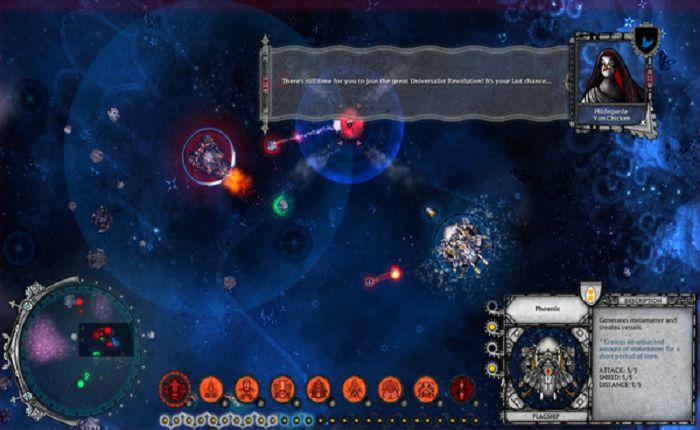 Official Conflicks - Revolutionary Space Battles