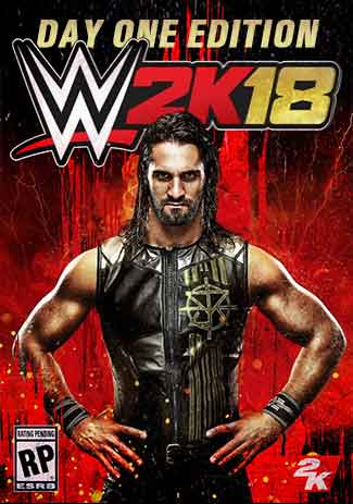 Official WWE 2K18 Day One Edition (PC) EU Version