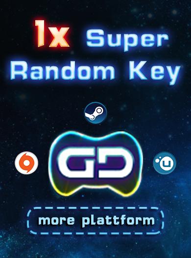 Official 1 Super Random Key
