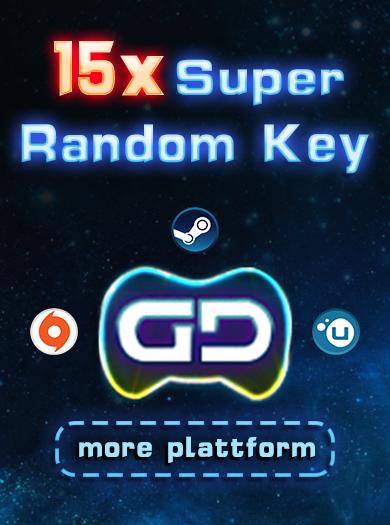 Official 15 Super Random Key