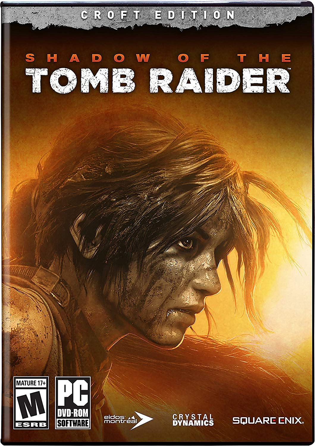 Official Shadow of the Tomb Raider Croft Edition (PC)