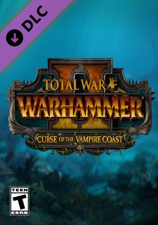 Official Total War: WARHAMMER II - Curse of the Vampire Coast  (PC/EU)